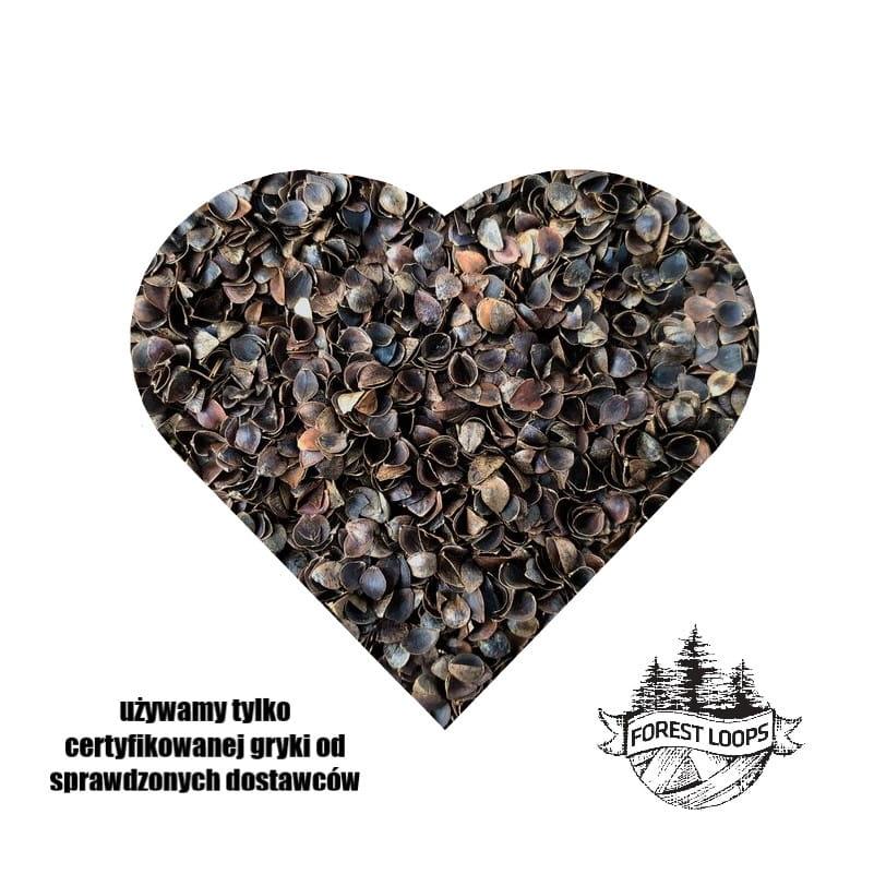 Poduszka wielofunkcyjna / do karmienia Niedźwiadek - Forest Loops   JestemSlow.pl