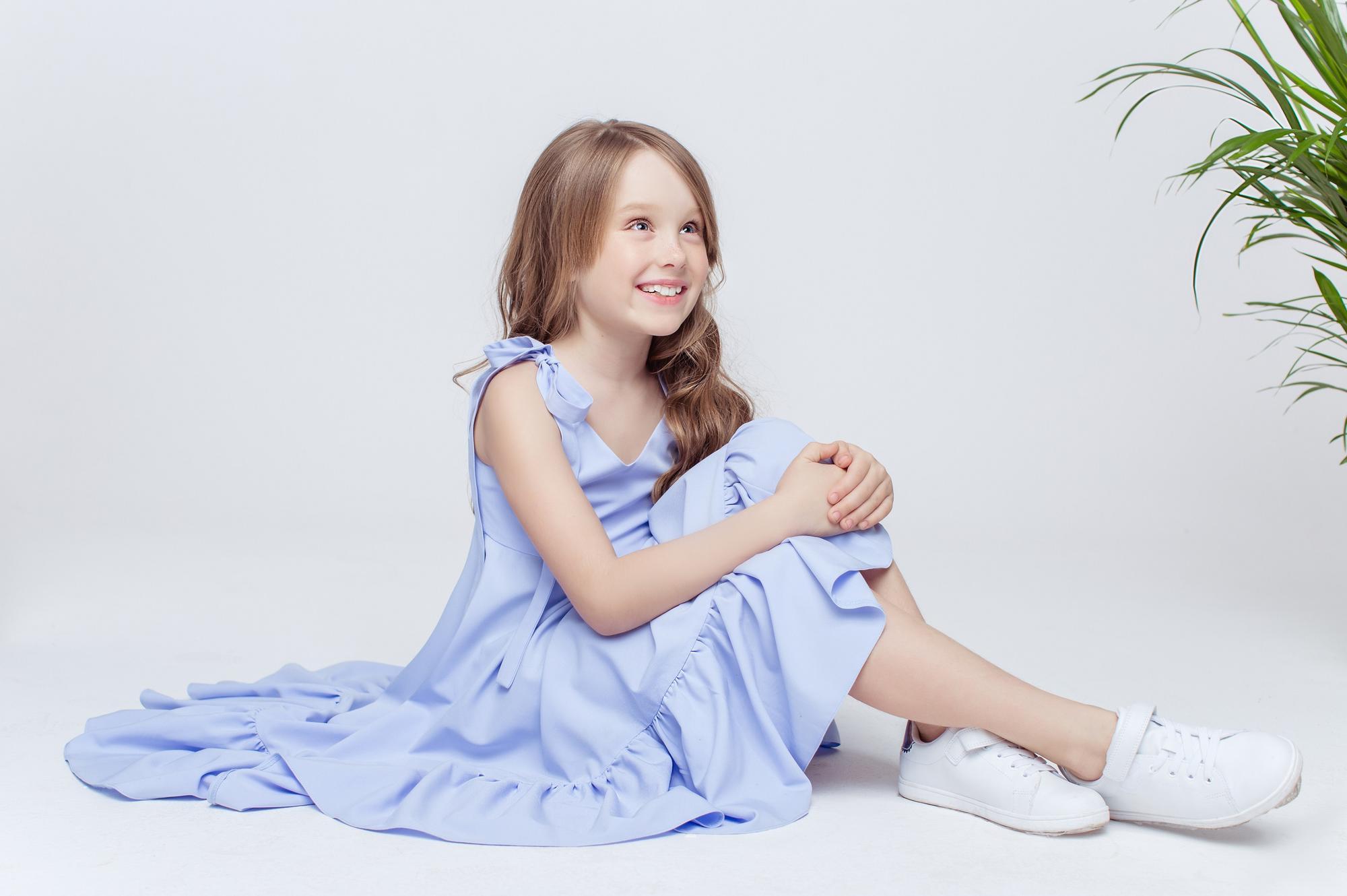 Sukienka Mia - Domino.little.dress