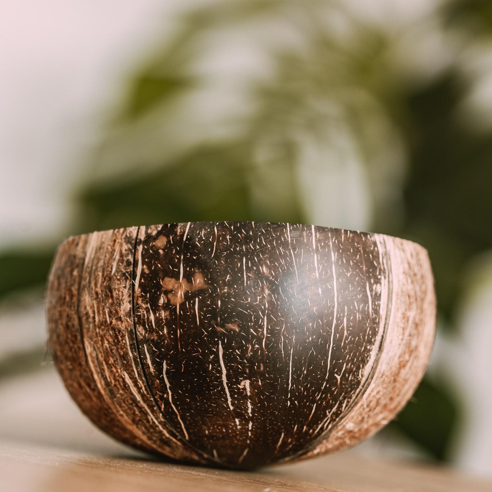 "Kokosowa miska ""Abang"" - COCOBAMBOO | JestemSlow.pl"