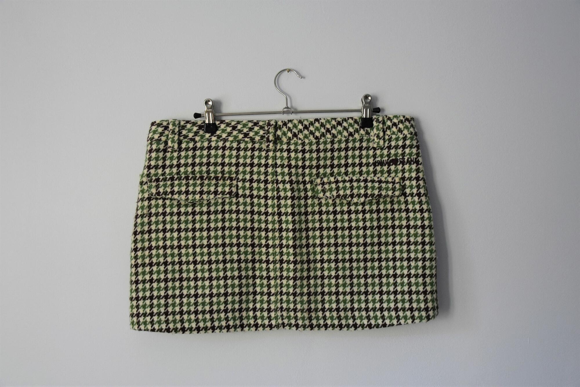 Spódnica mini lata - PONOŚ SE vintage shop | JestemSlow.pl