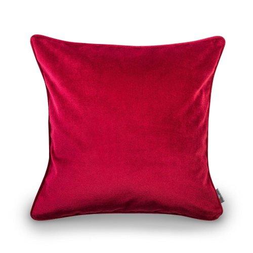Poduszka dekoracyjna Elegant Burgundy 50x50 cm - We Love Candles&We Love Beds | JestemSlow.pl