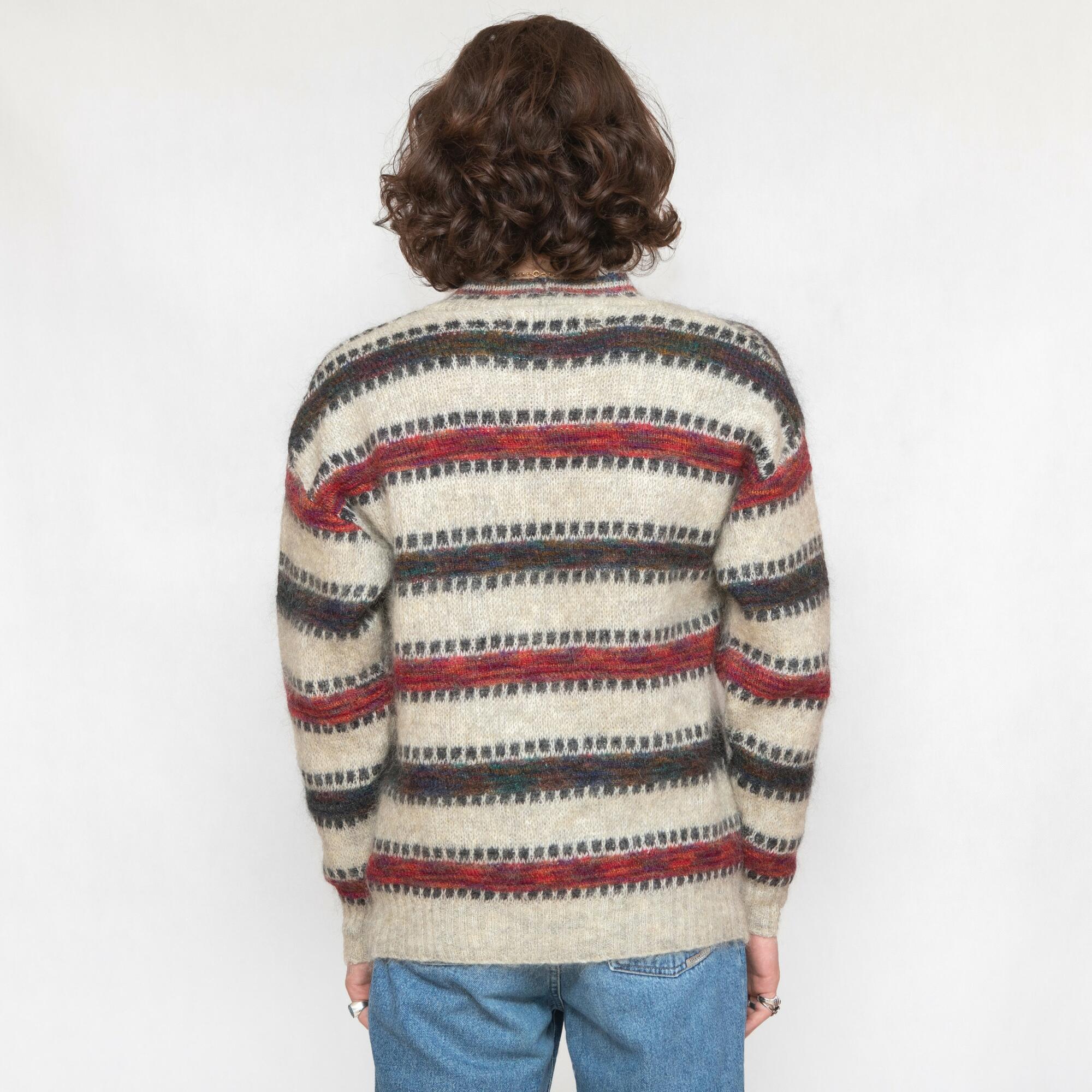 Sweter z moheru marki Zolo Club - KEX Vintage Store | JestemSlow.pl