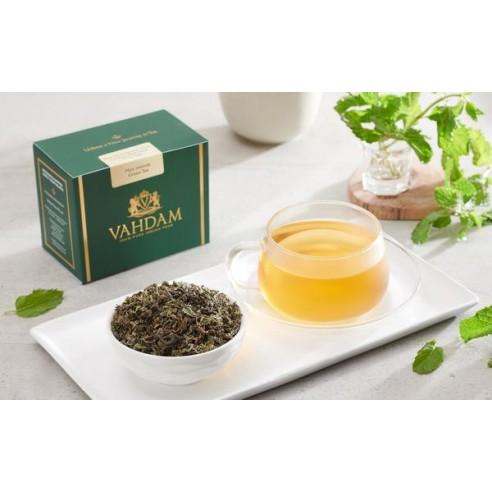 Mint Melody Green Tea - Republika Smaków Sp. z o.o. | JestemSlow.pl