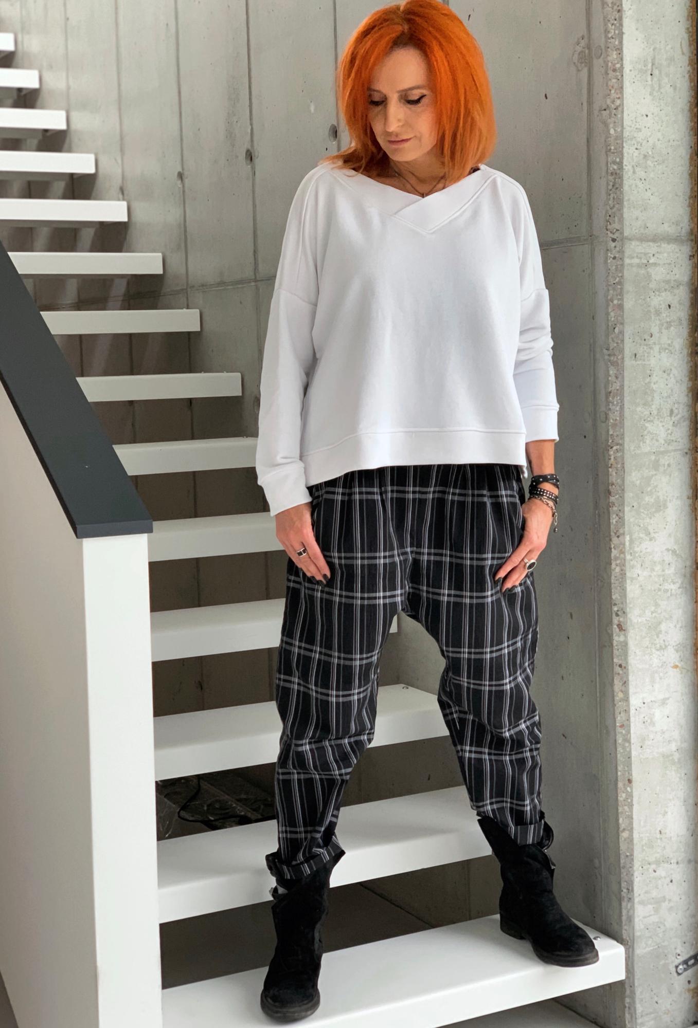 Charlotte White - bluza - BohoZone | JestemSlow.pl