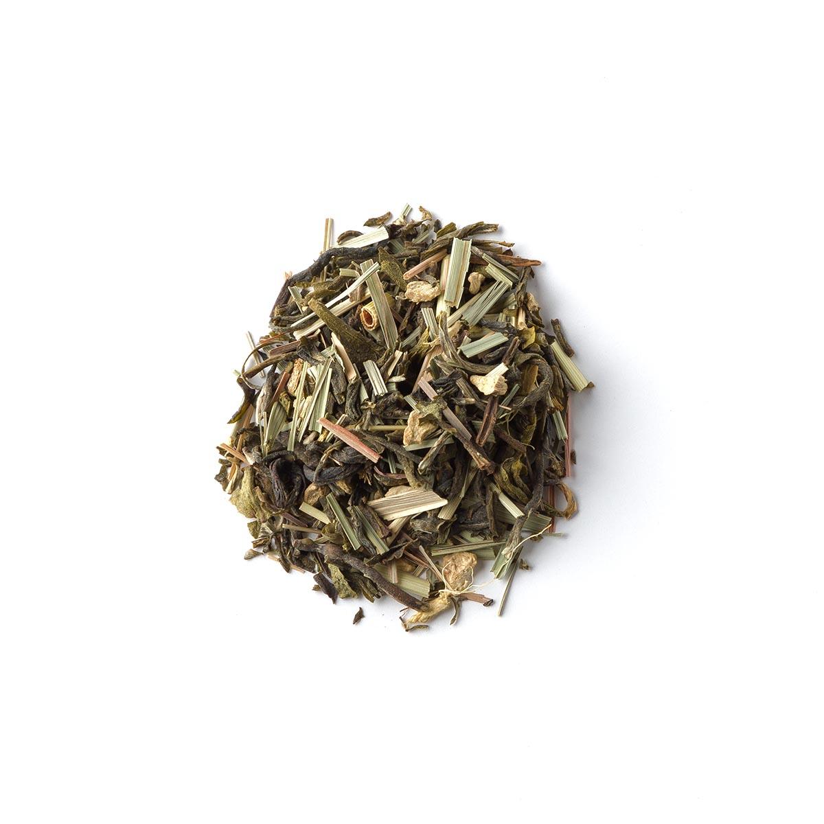 Luu. Blend zielonej herbaty z lukrecją - Brown House & Tea | JestemSlow.pl