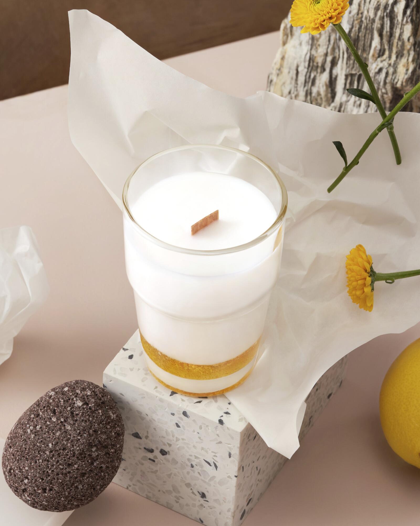 Milk & Honey - Candles Warsaw | JestemSlow.pl