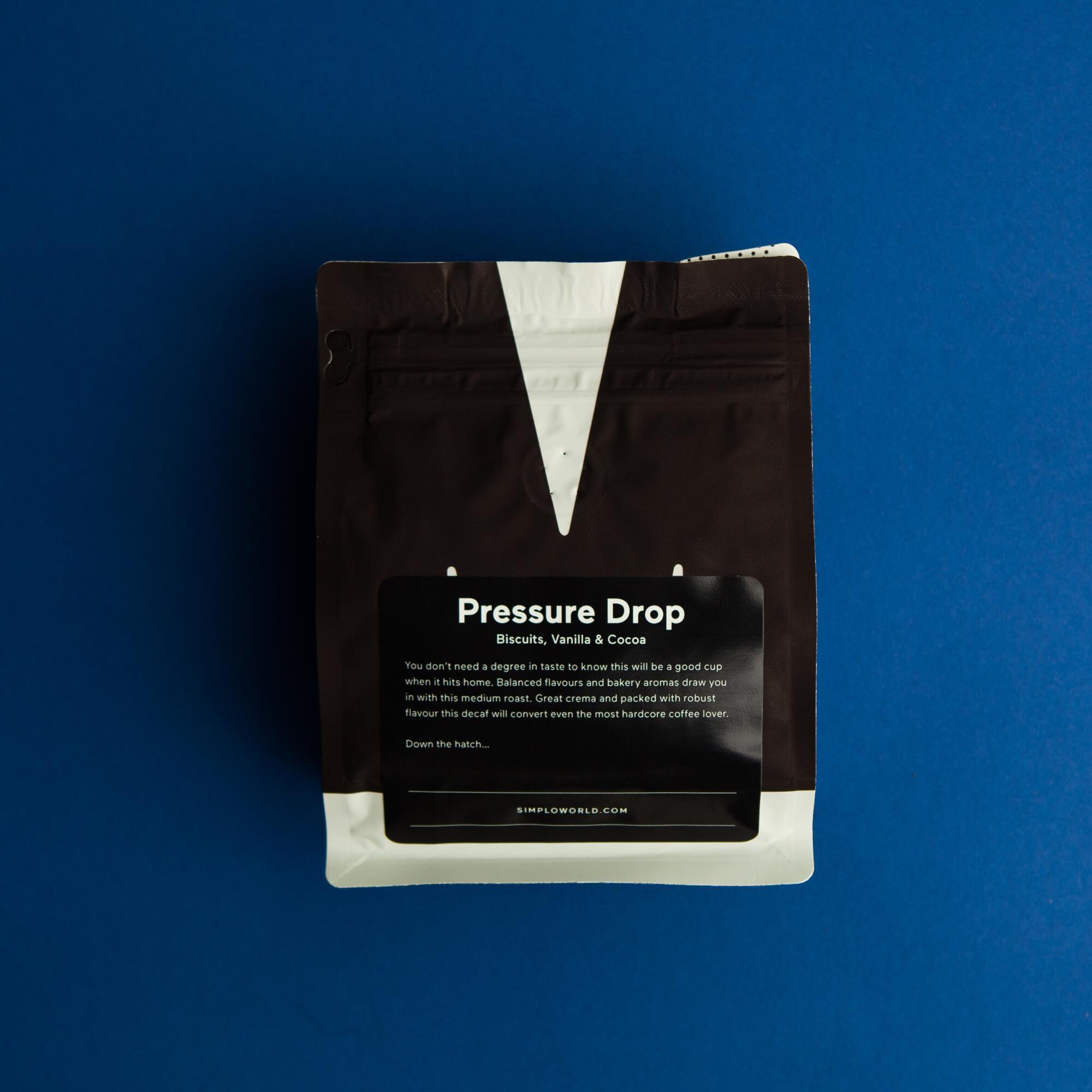 SIMPLo Pressure Drop 250g - Coffee Gang | JestemSlow.pl