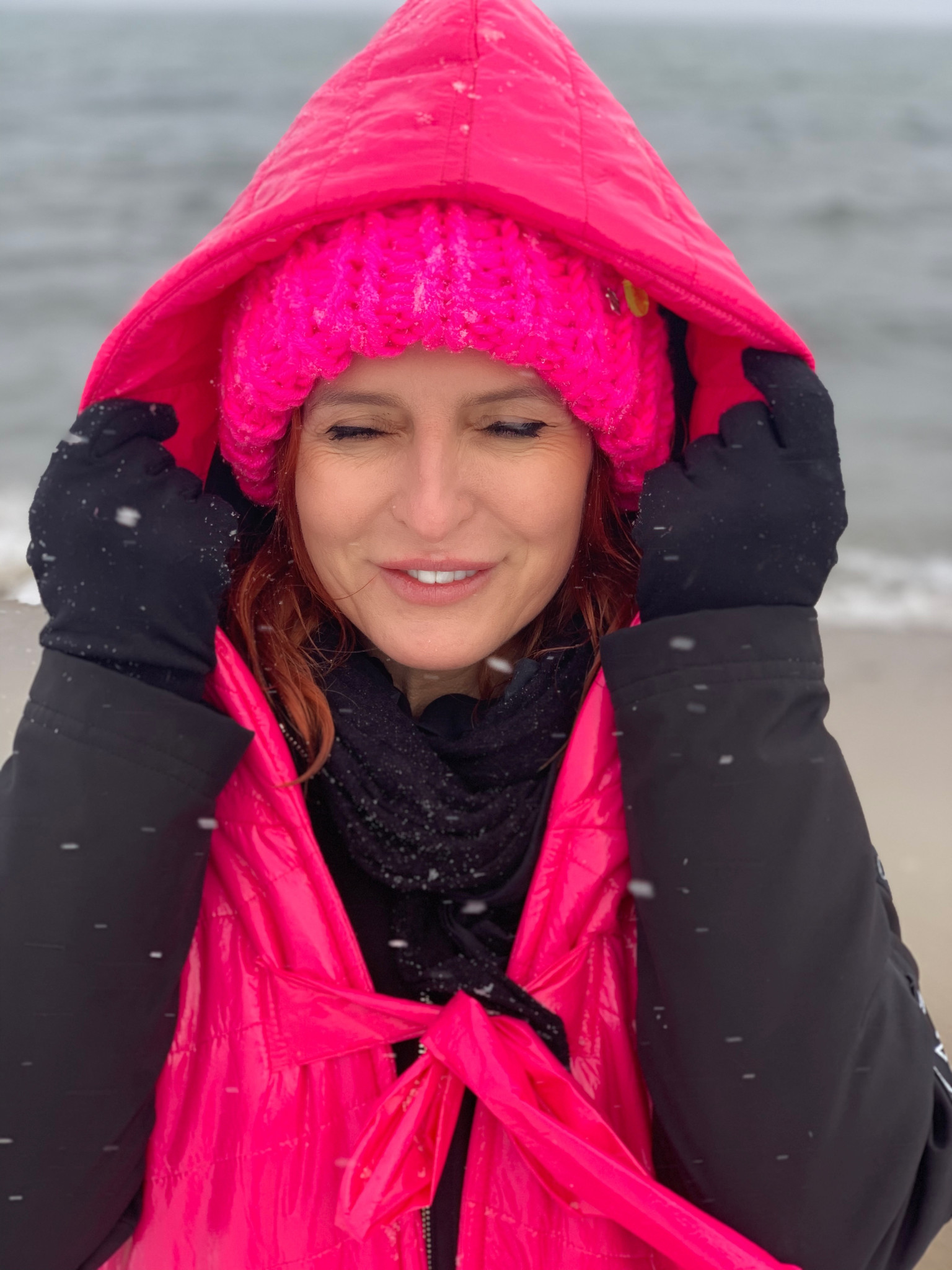 Hot Pink Vest - BohoZone | JestemSlow.pl