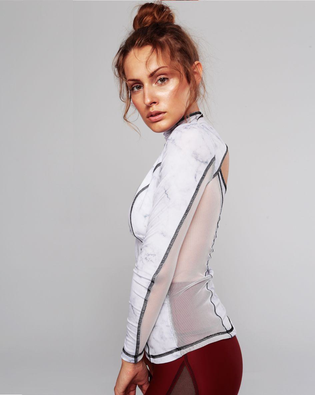 Long sleeve BARCELONA - LILY ZEAL