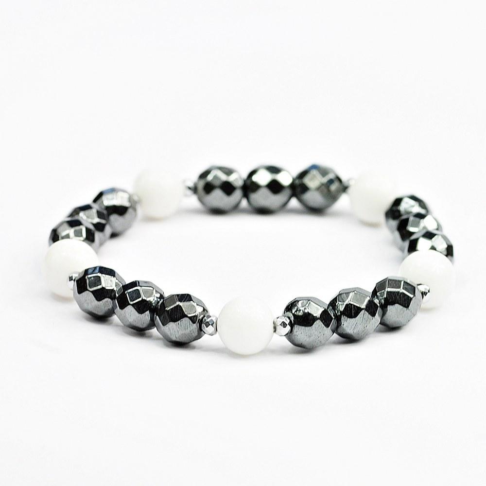 Bransoletka Black and White - Boo Art