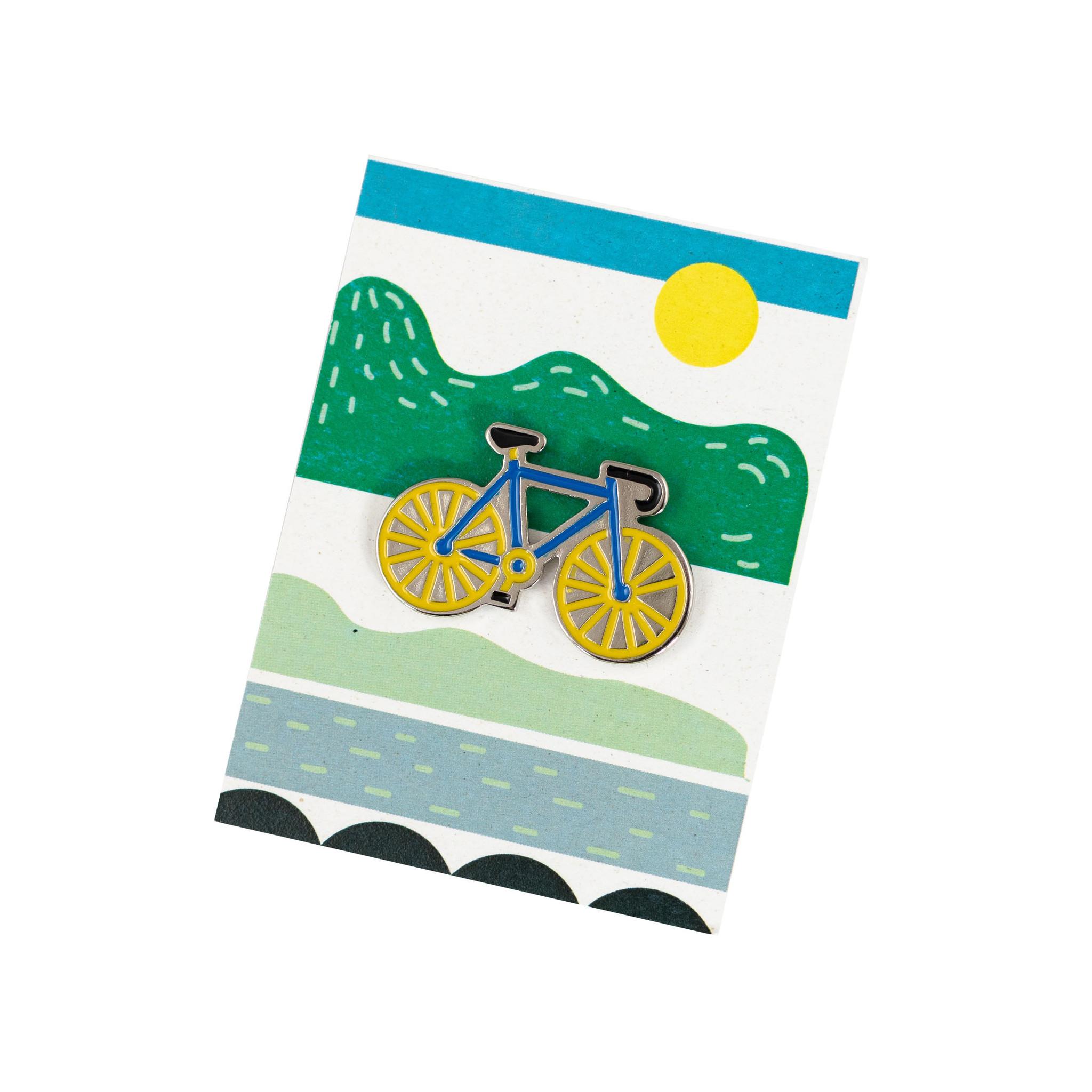 Pin Rower - KABAK | JestemSlow.pl