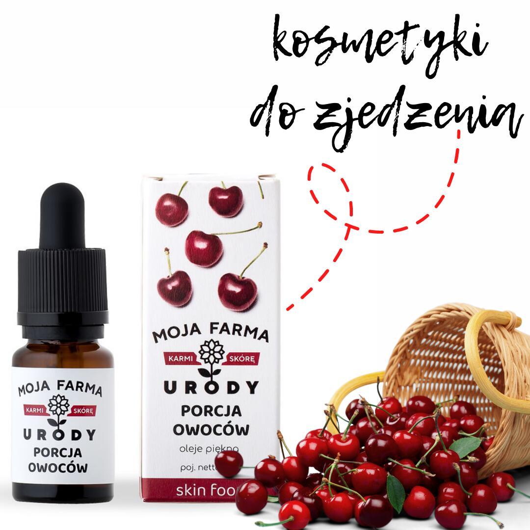 PORCJA OWOCÓW (10 ml) - Moja Farma Urody | JestemSlow.pl