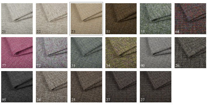 Uwaga! Istnieje możliwość uszycia torebki z : - każdego z materiałów jakie znajdziecie na zdjęciach w ofercie- każdego z materiałów na załączonych wzornikach- każdego z materiałów jakie znajdziecie w innych modelach w moim sklepie Terminy realizacji na niektóre tkaniny mogą być nieco dłuższe, proszę pytać! Wymiary torebki (rozłożonej na płasko):- wysokość – 18 cm- szerokość – 26cmIstnieje możliwość modyfikacji wymiarów! Mała torebka pomieści portfel, telefon, dokumenty... Całość zapinana na zamek. Z przodu dwie kieszonki niezapinane, oraz duża zapinana na dwa zamki kieszeń, wewnątrz jeszcze jedna wsuwana kieszonka - idealnie pomieszczą i uporządkują wszystkie niezbędne drobiazgi (kosmetyki, chusteczki, klucze). Materiał wierzchni: Proszę pytać! Wzorniki zawierają różnego rodzaju tkaniny. Podszewka bawełniana.UWAGA! Istnieje możliwość dopasowania podszewki (ostatnie zdjęcie). Przy składaniu zamówienia proszę o wpisanie numeru wybranej podszewki. W przypadku braku informacji szyjemy tore