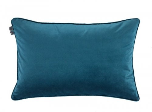 Poduszka dekoracyjna Teal 40x60 cm - We Love Candles&We Love Beds   JestemSlow.pl