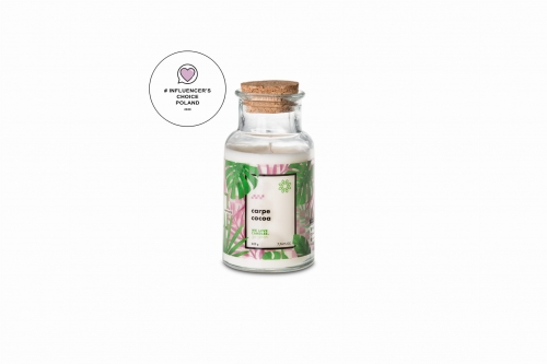 Świeca Carpe Cocoa 220g - We Love Candles&We Love Beds | JestemSlow.pl