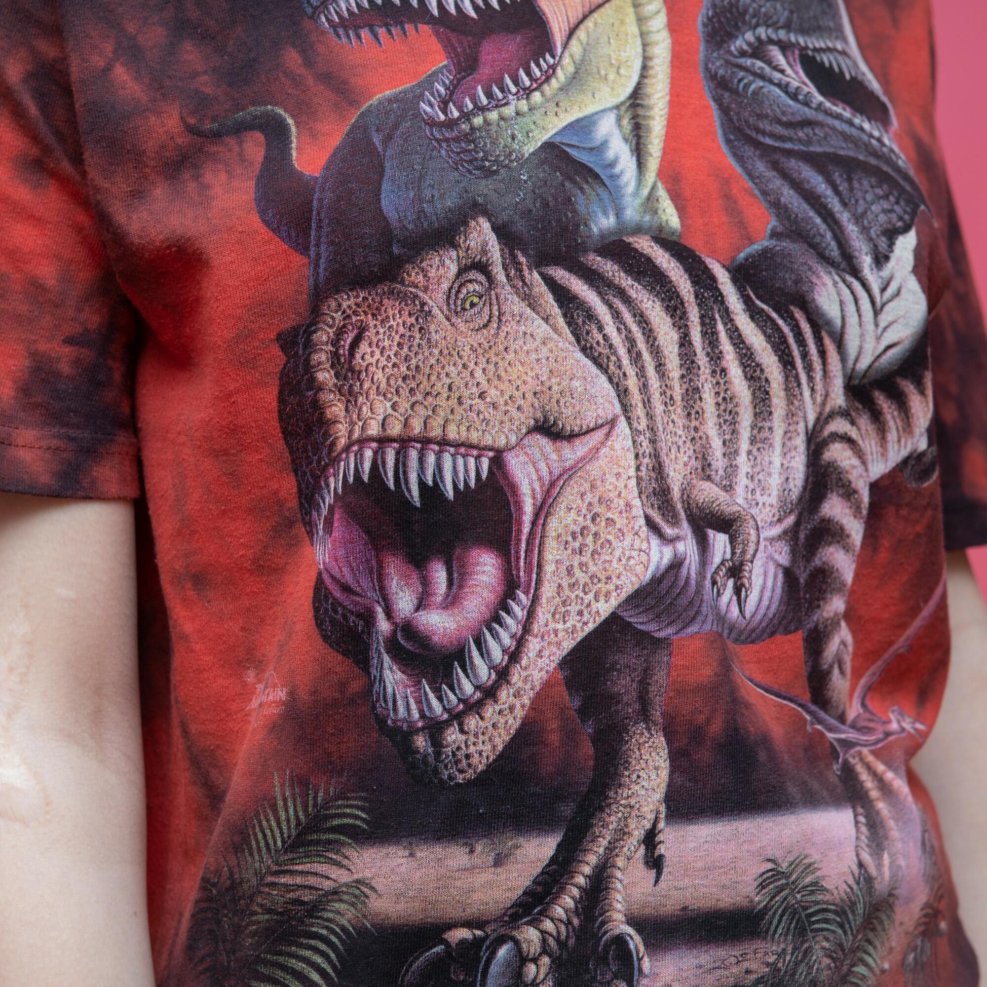 T-shirt Jurassic Park - KEX Vintage Store | JestemSlow.pl