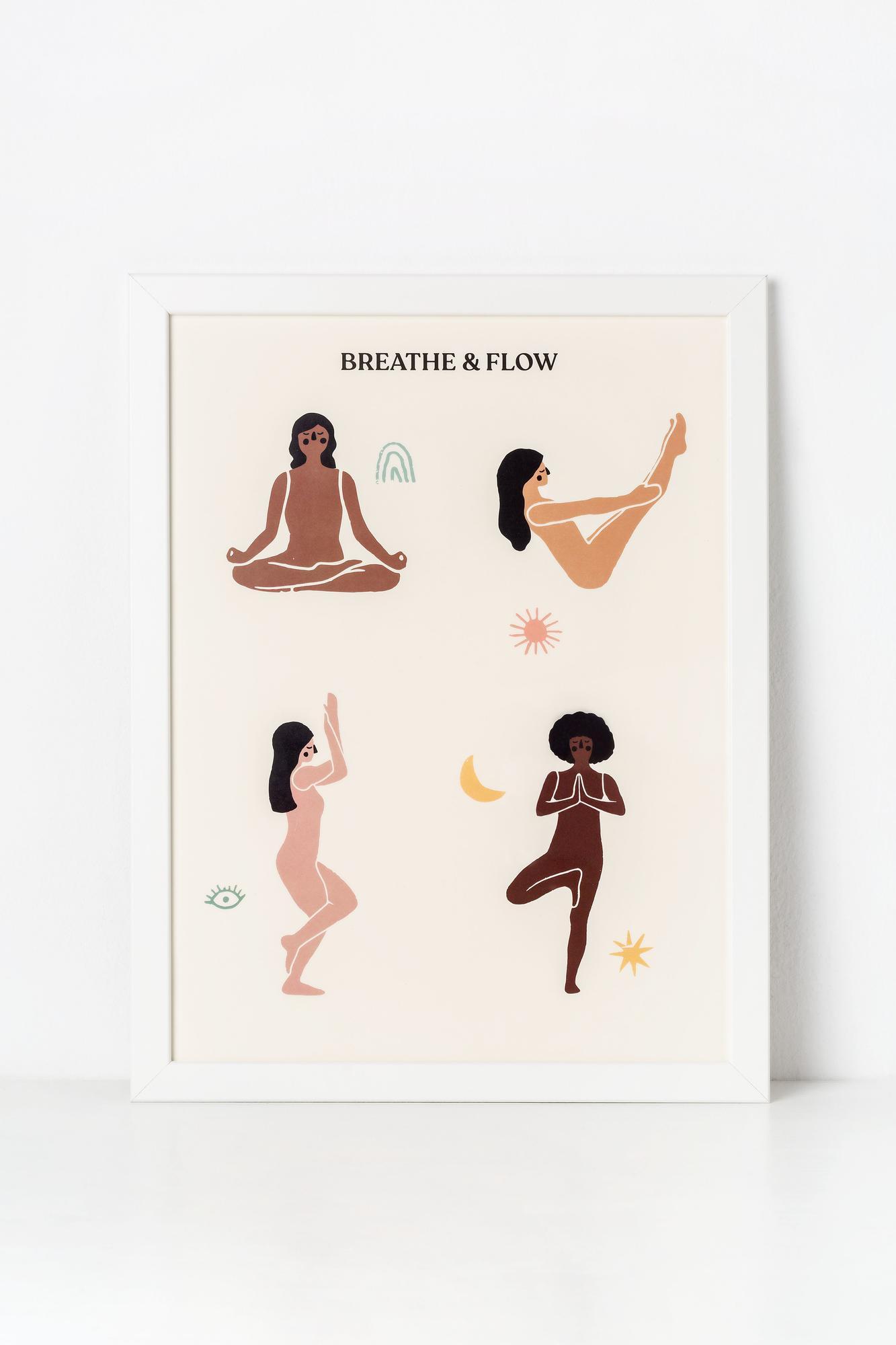 Joga Breathe&Flow - Asana Creatives | JestemSlow.pl