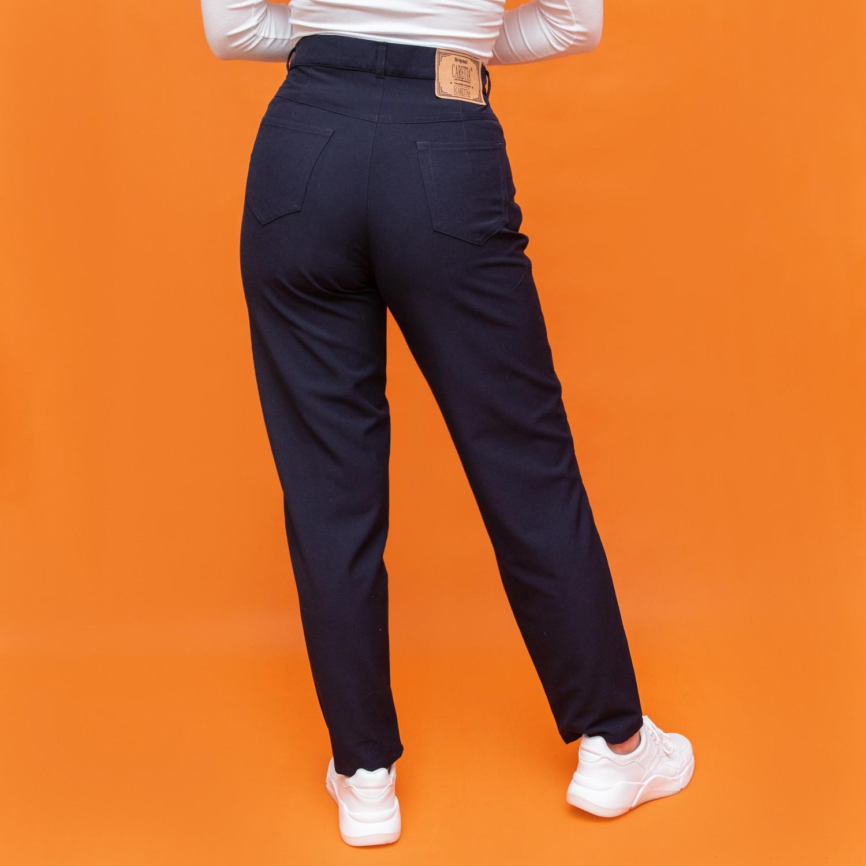 Granatowe spodnie - KEX Vintage Store | JestemSlow.pl