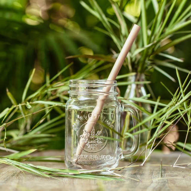 Bambusowa słomka do napojów - 1 sztuka - COCOBAMBOO