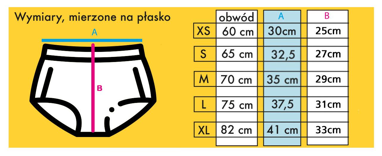 Bawełna Organiczna - Majtki z wyższym stanem bawełniane damskie - musztardowe - Majtki z Sosnowca by After Panty | JestemSlow.pl