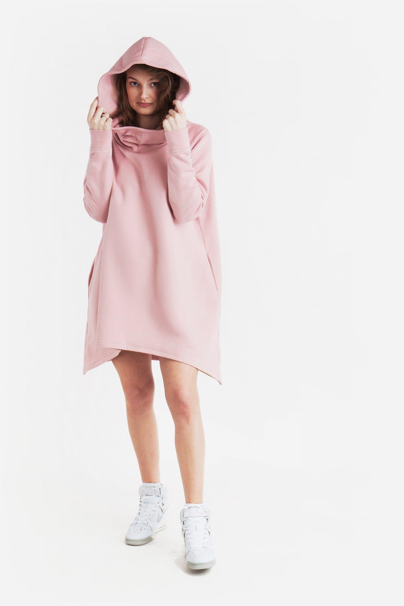 Bluza różowa B03 - BIJU