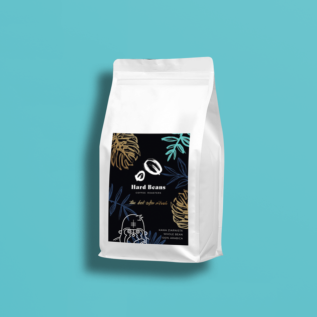 Hard Beans Colibri Santos 250g - Coffee Gang | JestemSlow.pl