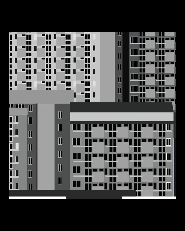 Kaśka - plakat Osiedle za Żelazną Bramą - KABAK