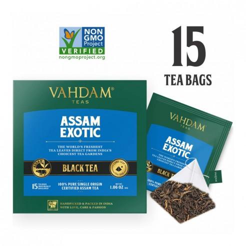 Assam Exotic Black Tea - Republika Smaków Sp. z o.o. | JestemSlow.pl