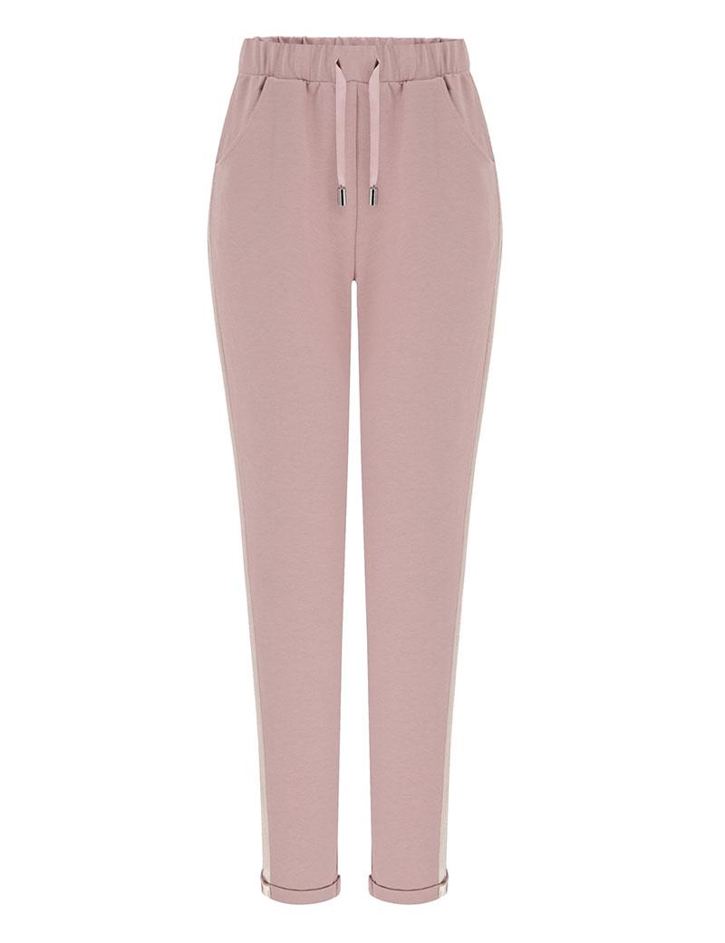 Spodnie Sara Dusty Pink - Loli-Pop | JestemSlow.pl