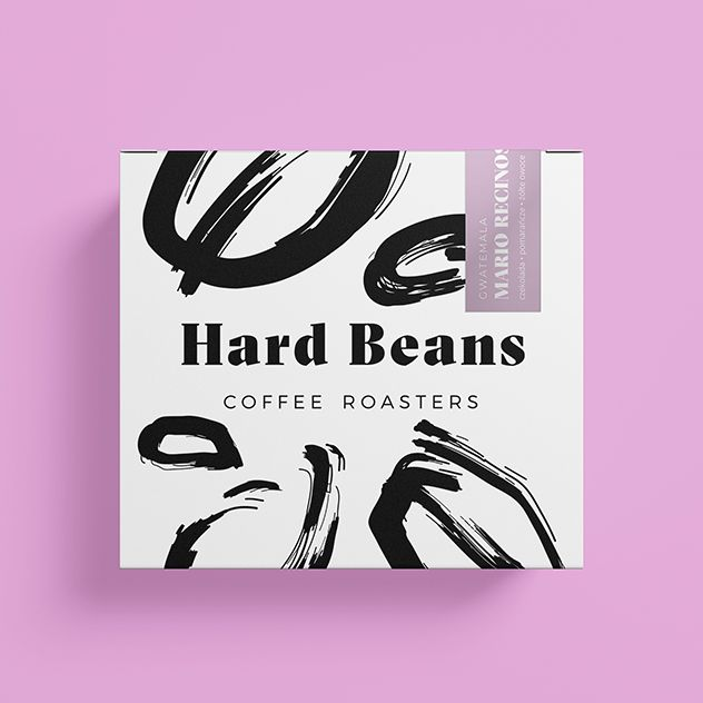 Hard Beans Gwatemala Mario Recinos 250g - Coffee Gang | JestemSlow.pl