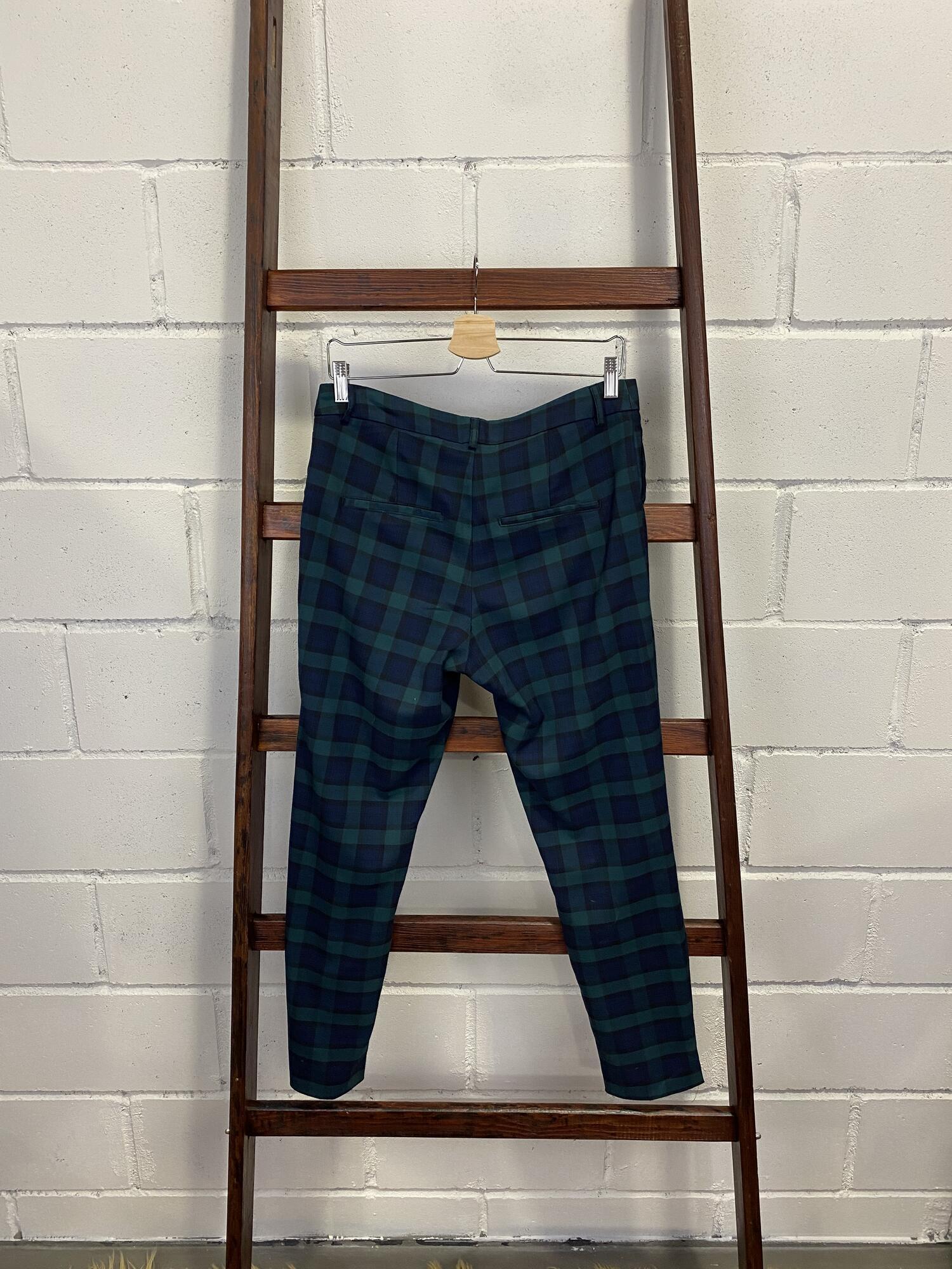 Spodnie w kratę MEDICINE - Vintage Store | JestemSlow.pl