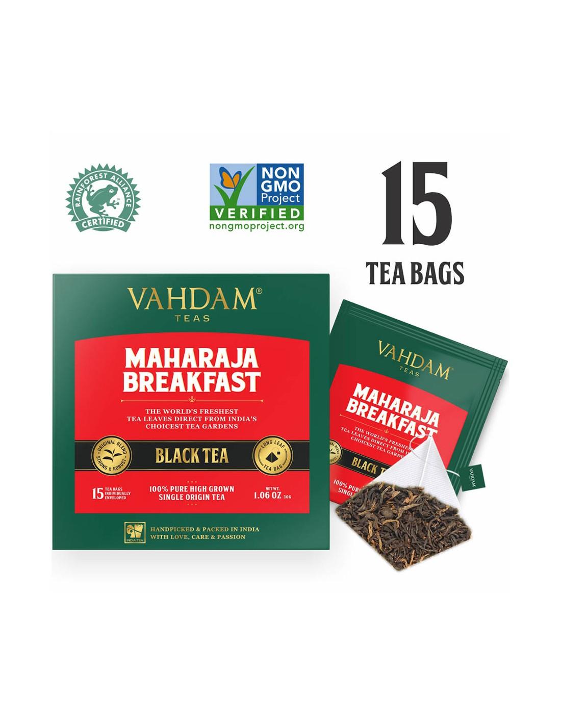 Maharaja Breakfast Black Tea - Republika Smaków Sp. z o.o.