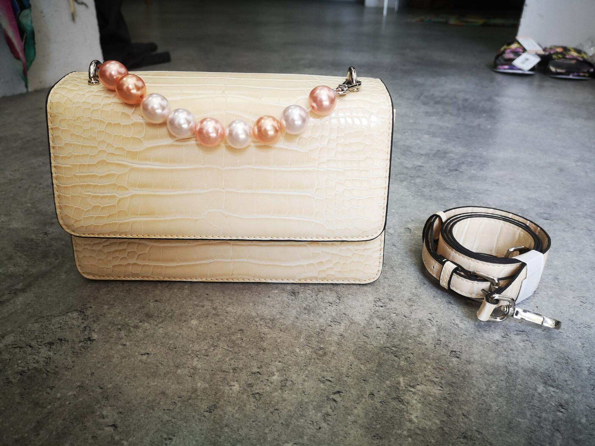 Bright Maya Bag chardonnay - Nie byle | JestemSlow.pl
