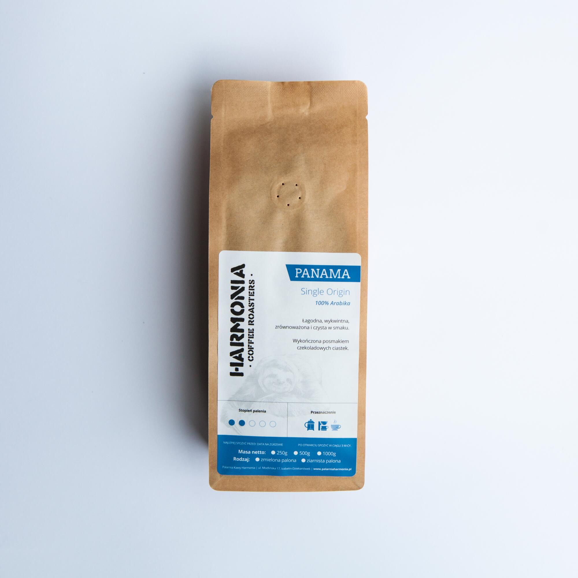 Harmonia Panama Single Origin 250g - Coffee Gang | JestemSlow.pl