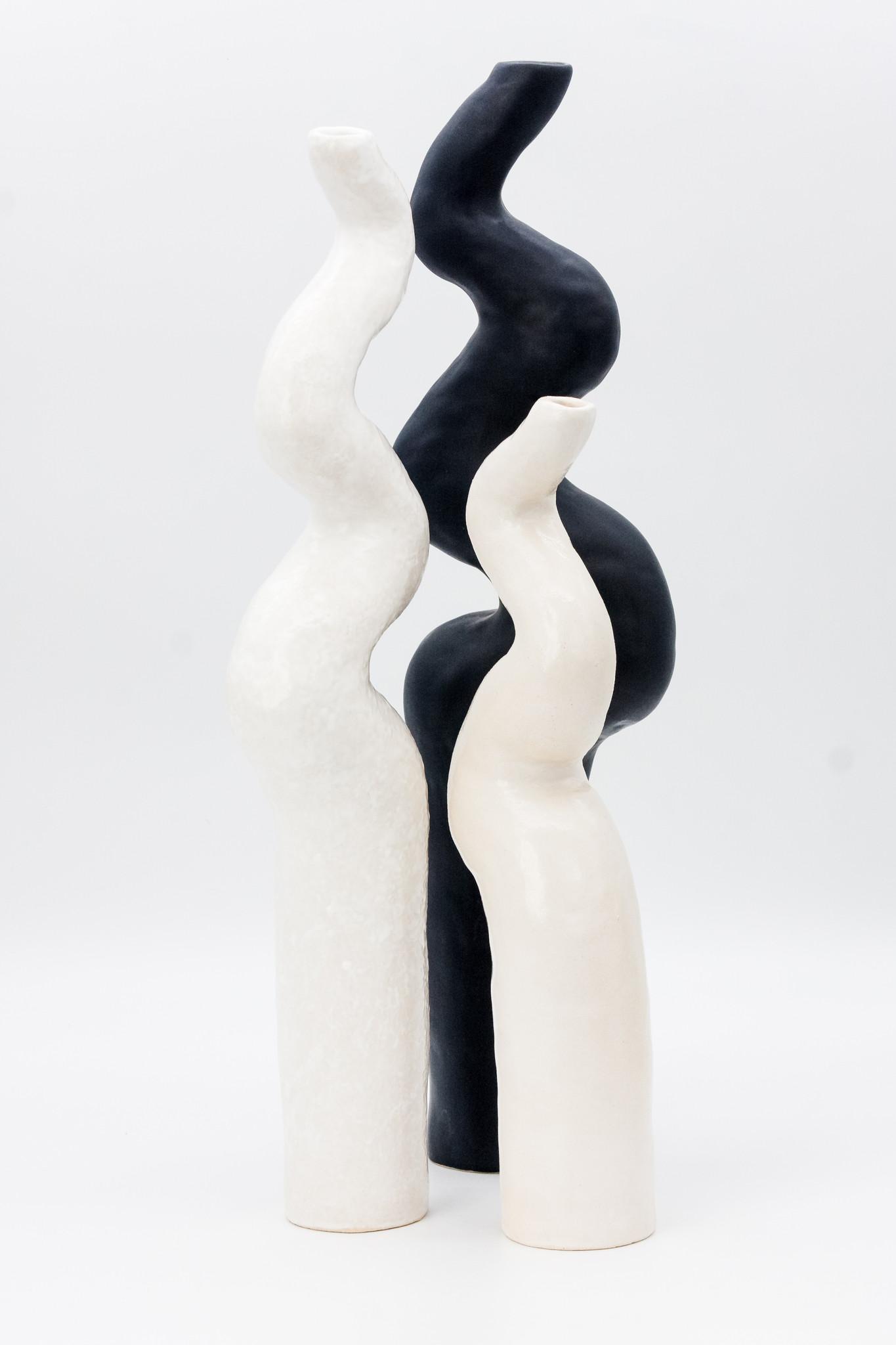 Obiekt ceramiczny ORGANIC mały  Lui & Clay - Slow Store   JestemSlow.pl