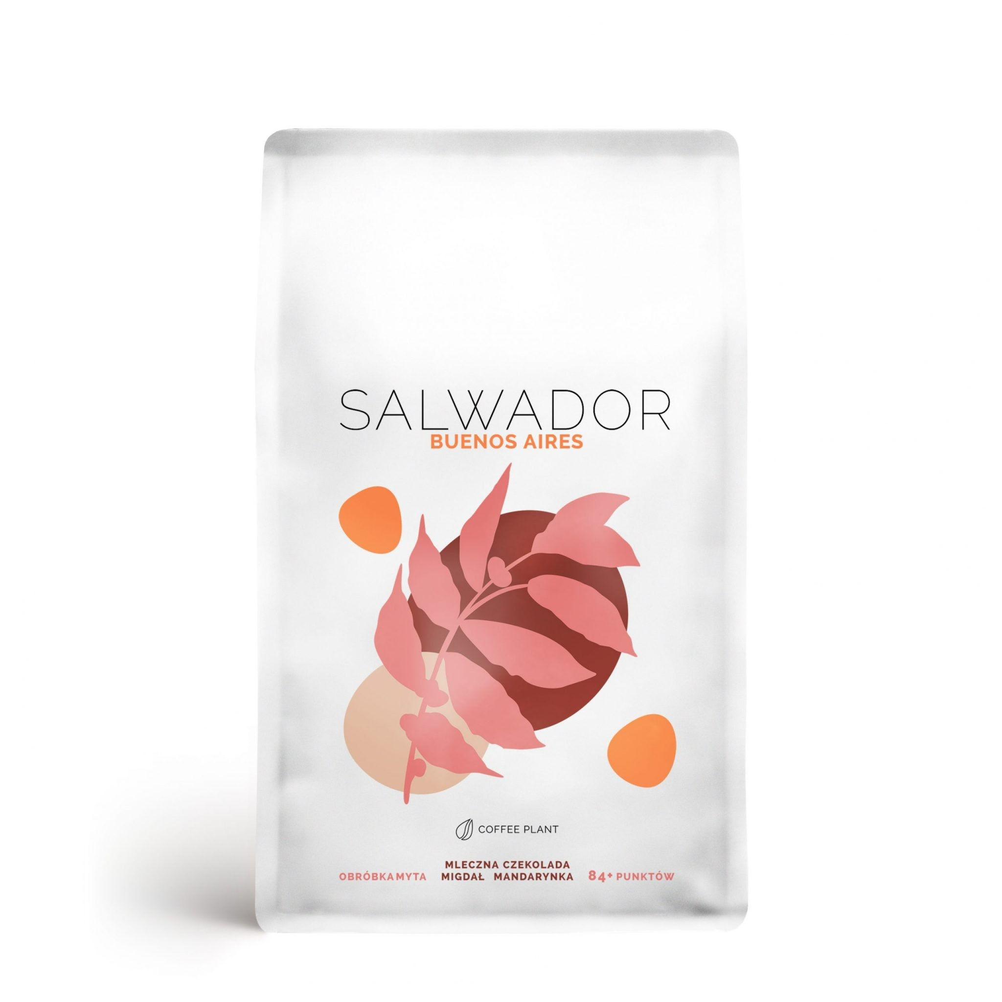Coffee Plant Salwador Buenos Aires 250g - Coffee Gang | JestemSlow.pl