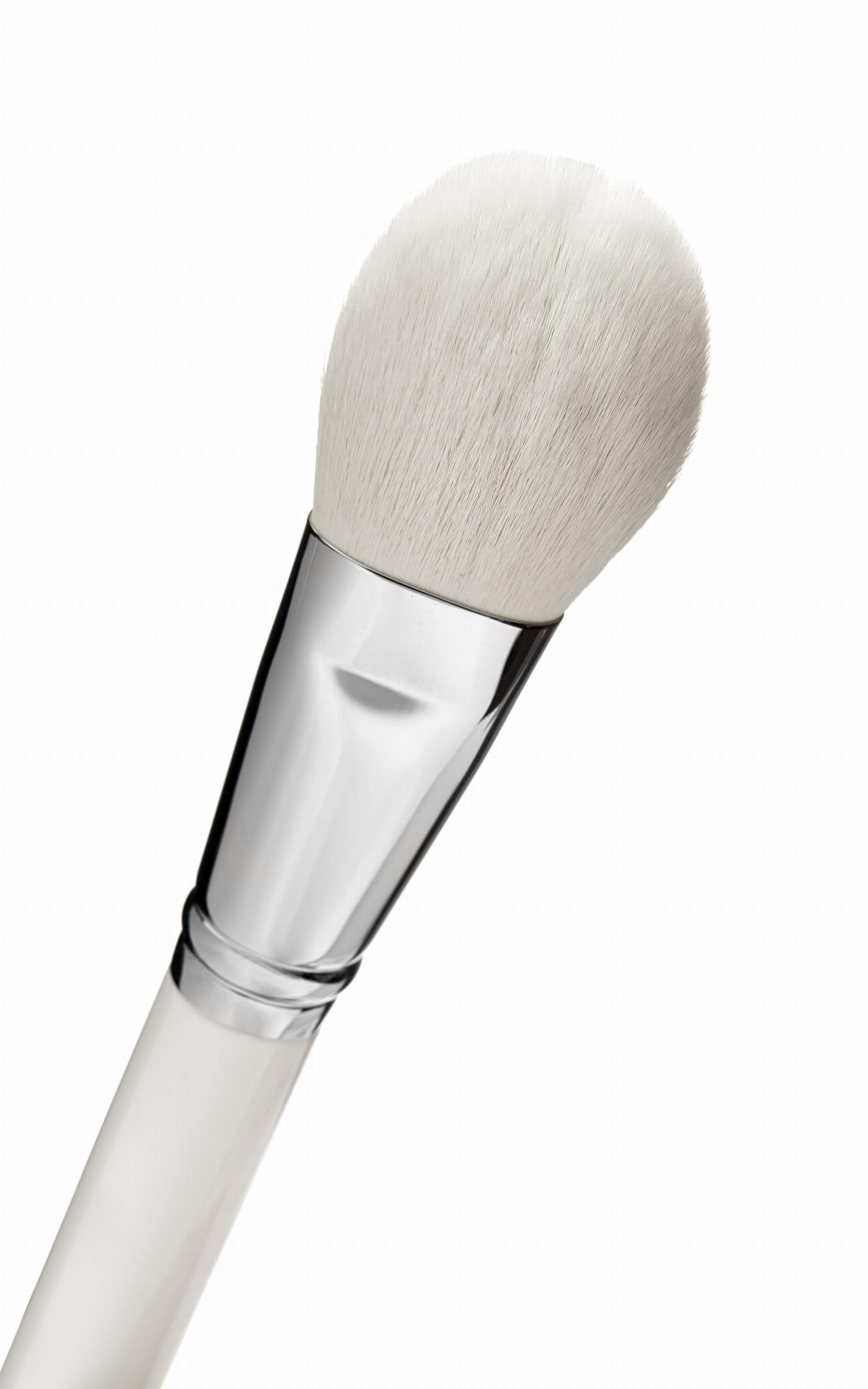 Wegański Pędzel 04 – do różu - IUNO Cosmetics | JestemSlow.pl