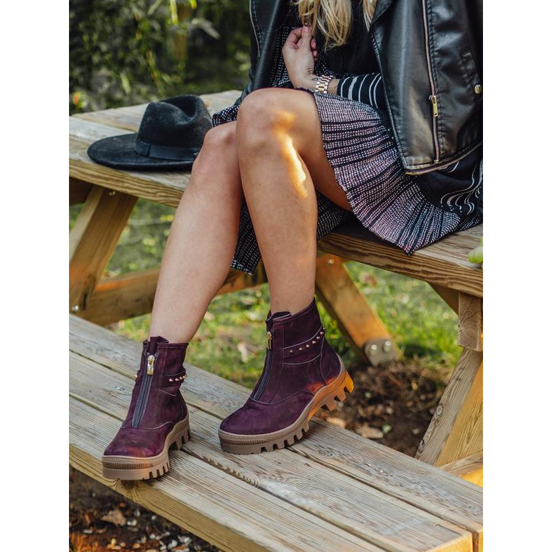 Fick Bordo - marshall shoes   JestemSlow.pl