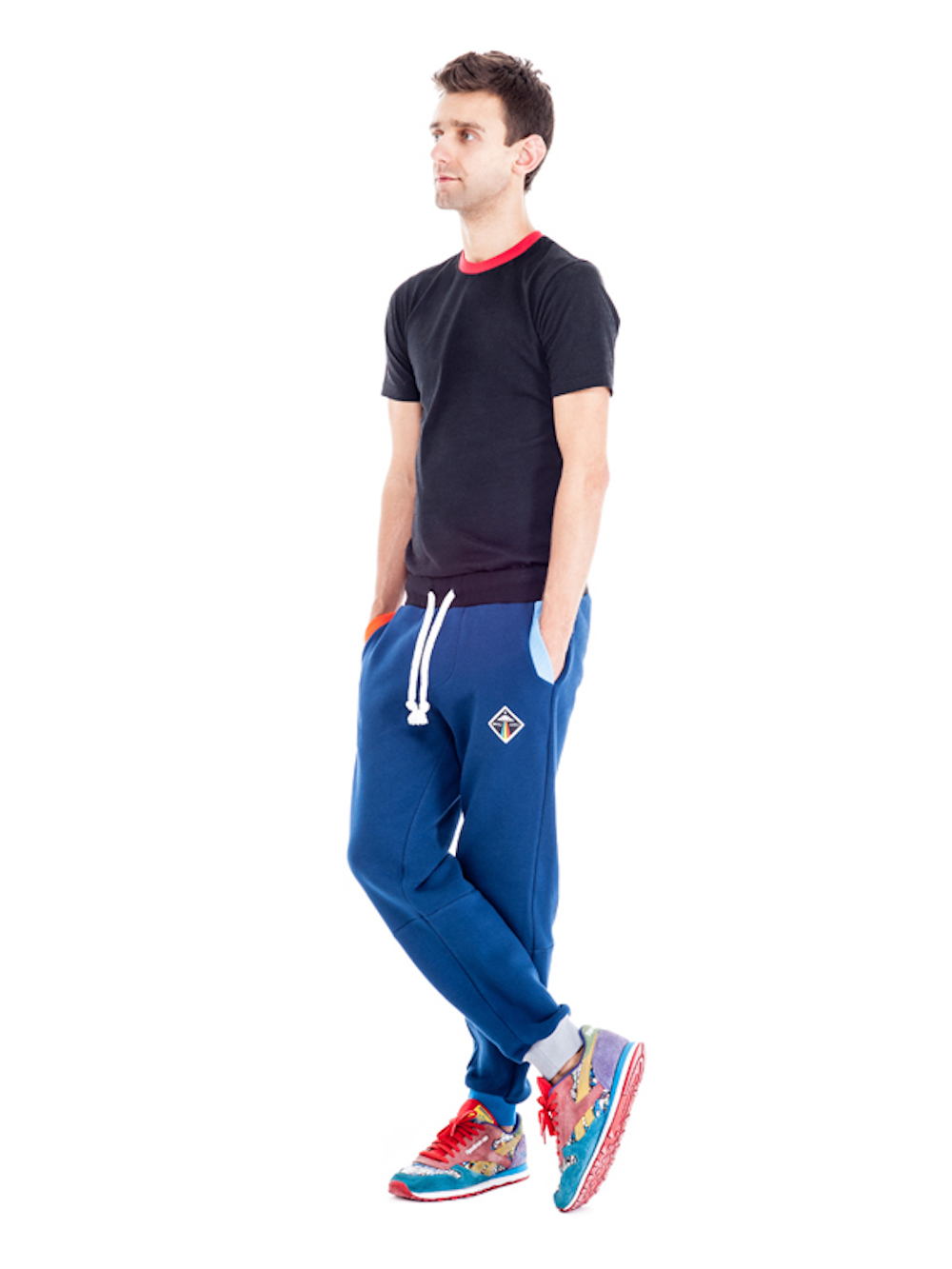 Serpens Sweatpants (Blue) - Okuaku