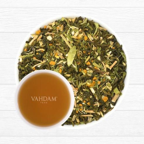 Sweet himalayan Detox Green Tea - Republika Smaków Sp. z o.o.   JestemSlow.pl