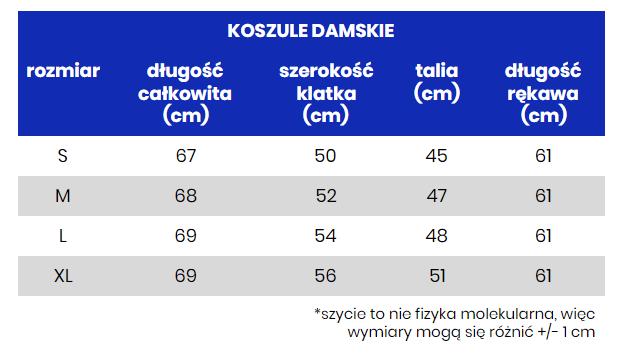 KOSZULA DAMSKA APARATY - Republic of Patterns