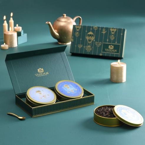 Duo Tea Master's Private Reserve - Republika Smaków Sp. z o.o.   JestemSlow.pl