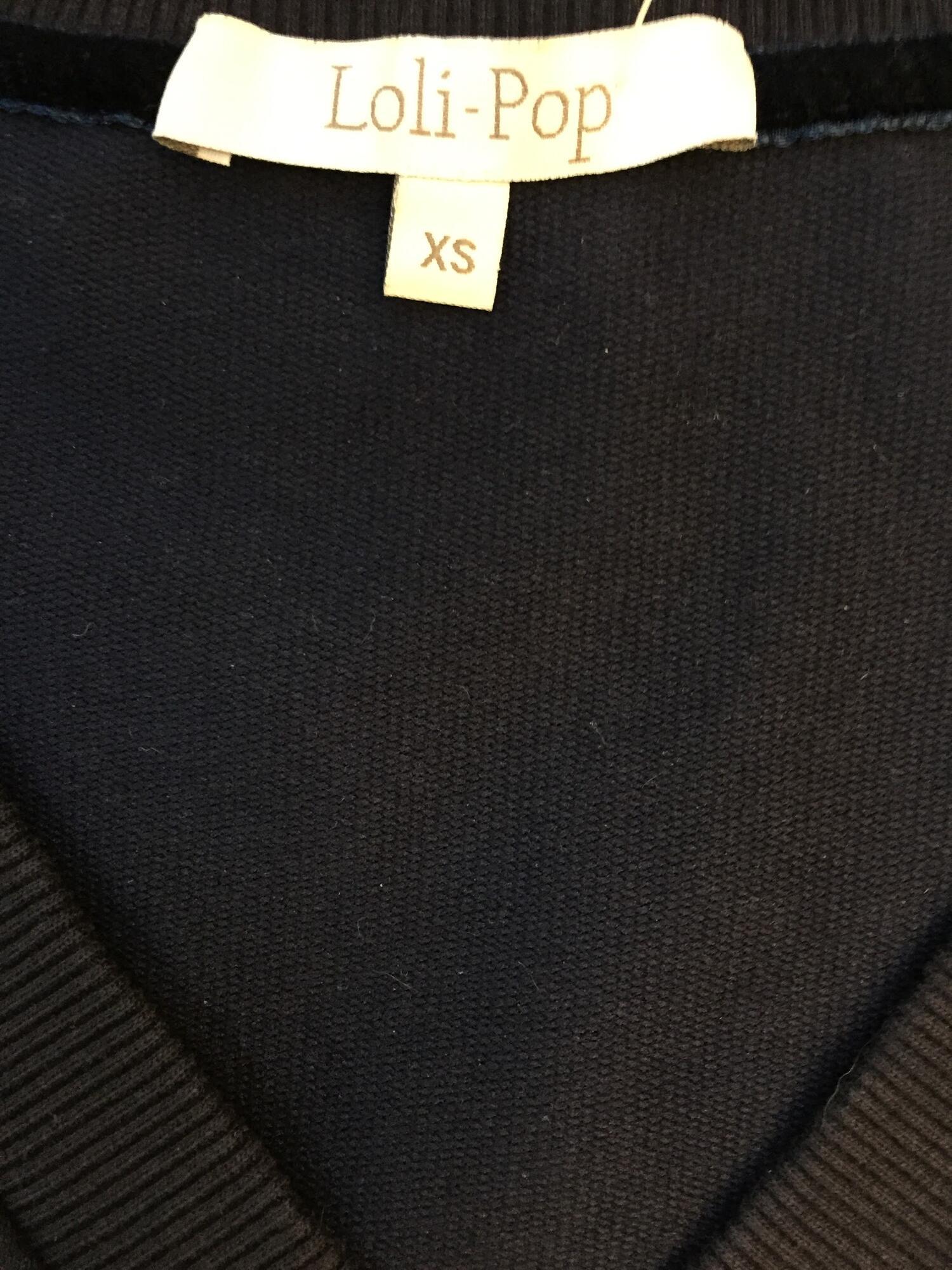 Bluza dresowa LOLI-POP - Vintage Store   JestemSlow.pl