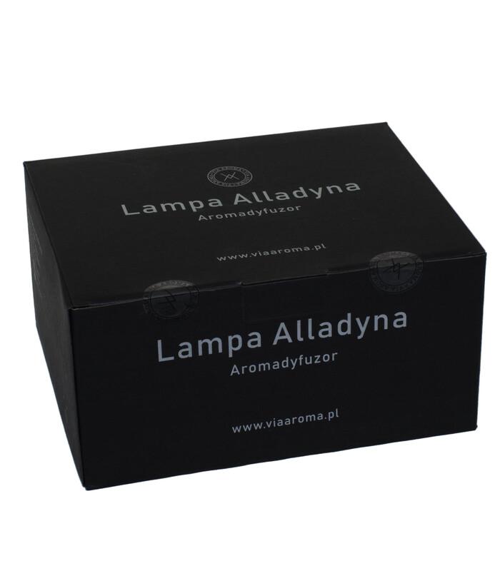 Aromadyfuzor LAMPA ALLADYNA - ViaAroma | JestemSlow.pl