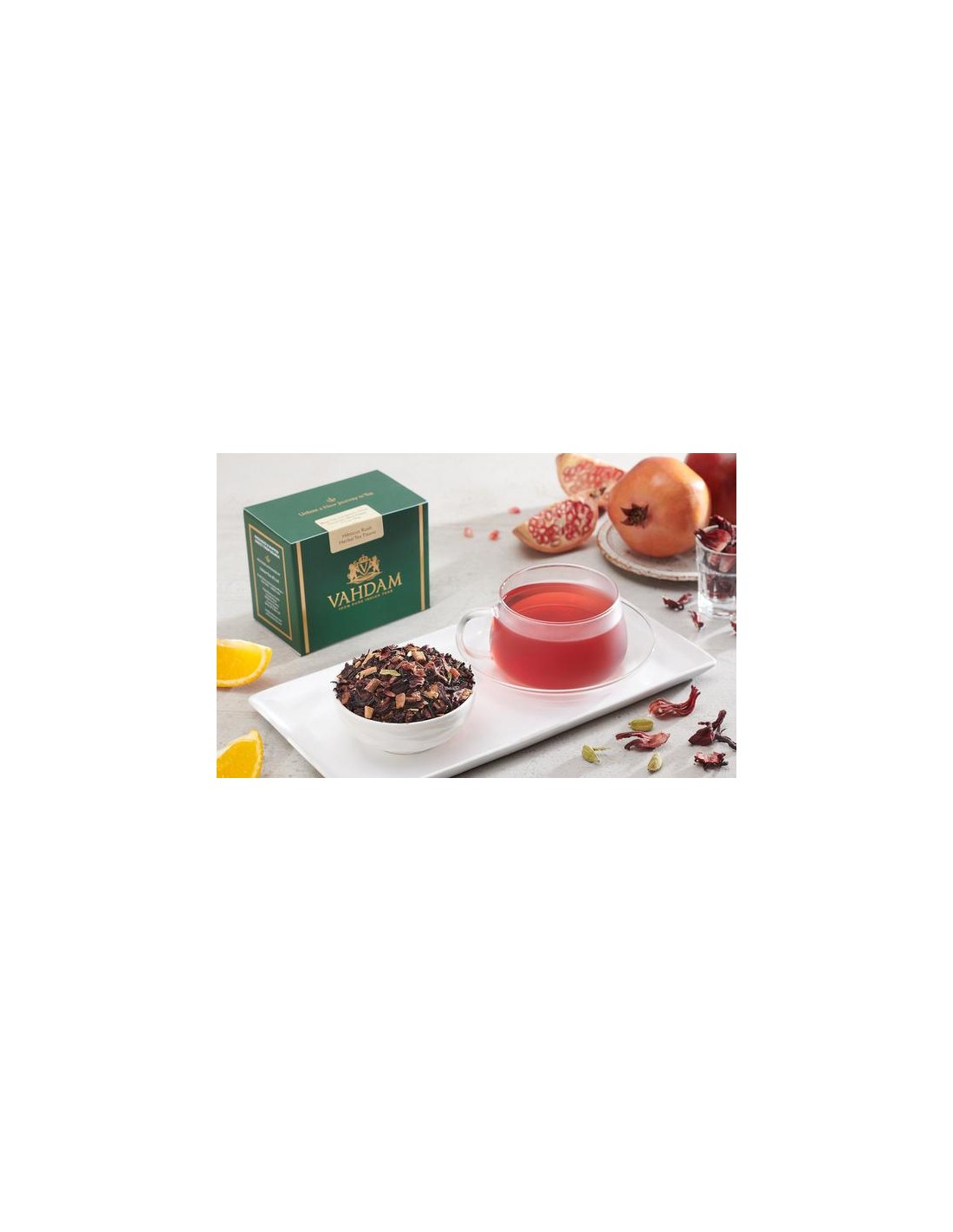 Hibiskus Rush Herbal Tea - Republika Smaków Sp. z o.o.