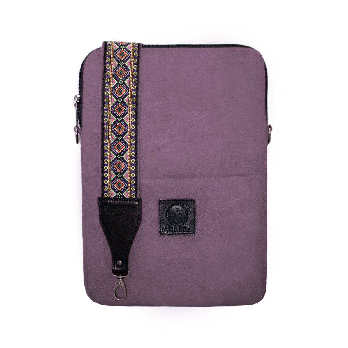 Etui na laptopa Melika Fiolet - Melika Fashion | JestemSlow.pl