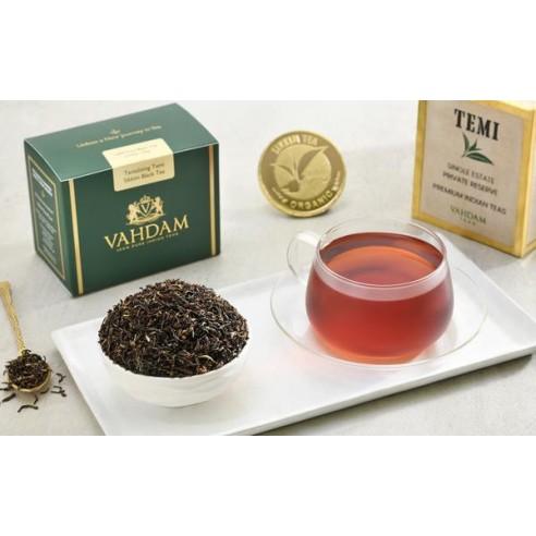 Tantalizing Temi Sikkim Black Tea - Republika Smaków Sp. z o.o. | JestemSlow.pl