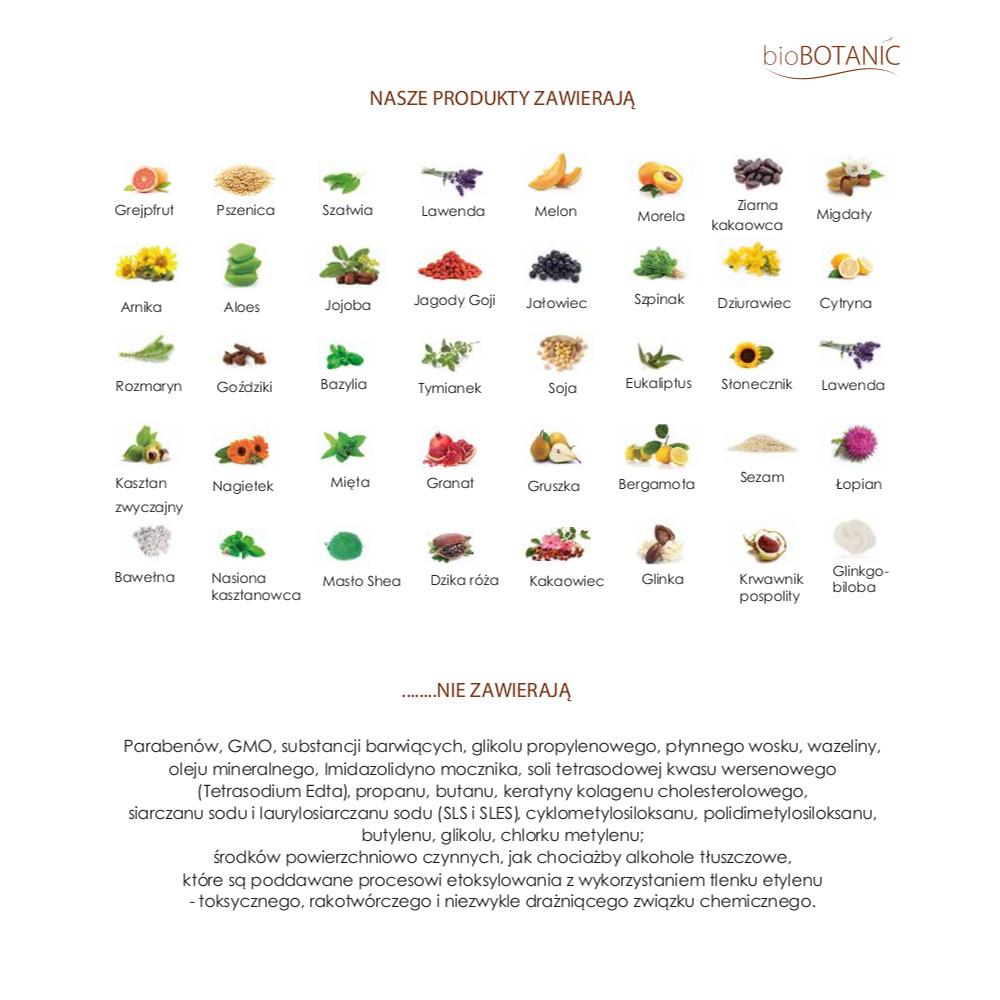 Balsam nawilżający z owocami jałowca bioMAN - bioBOTANIC, bioMAN, ESSERE | JestemSlow.pl