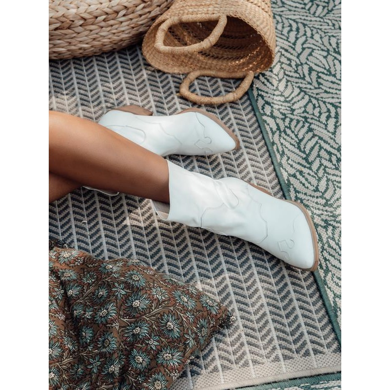 Buty Chaco White - marshall shoes