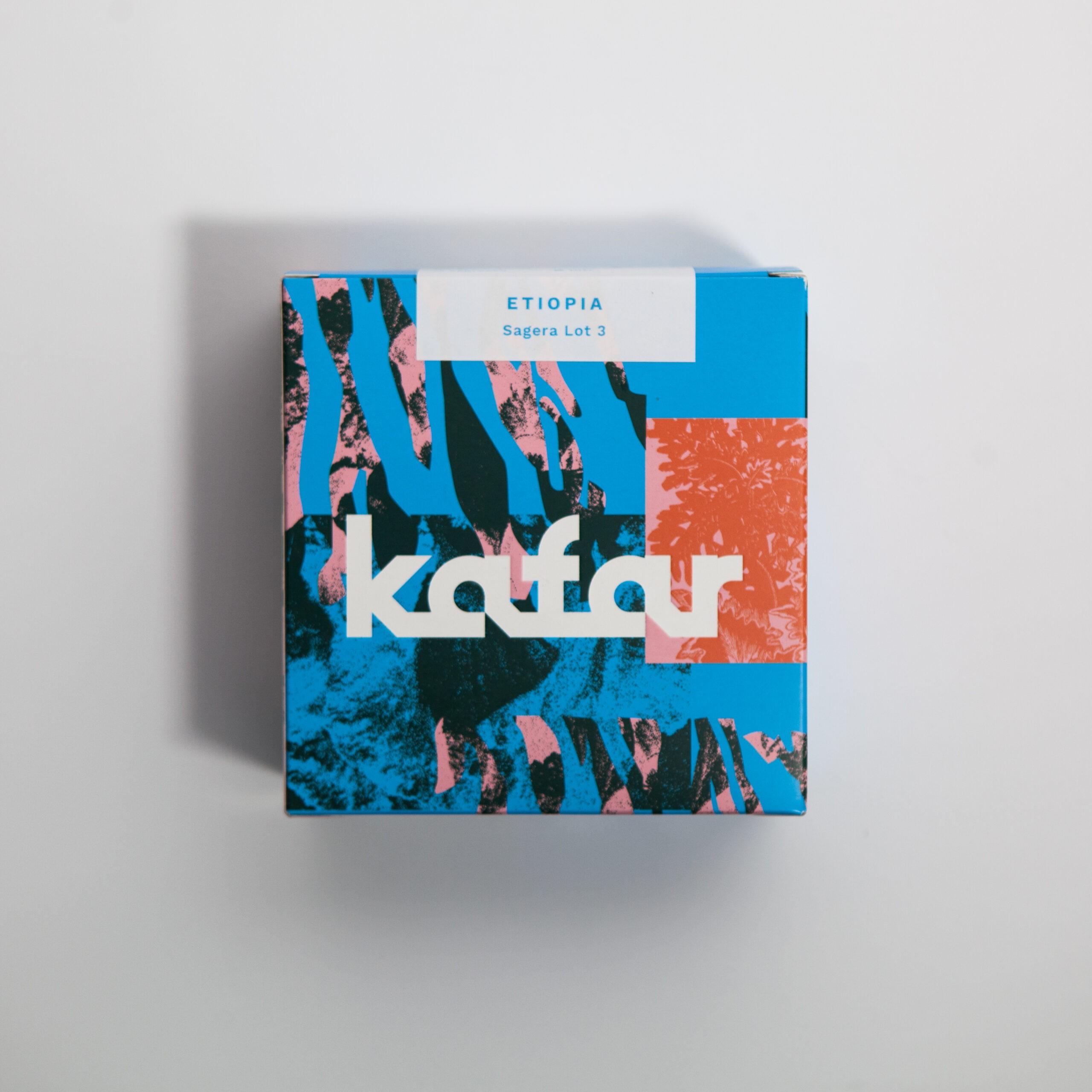 Kafar Etiopia Sagera 250g - Coffee Gang | JestemSlow.pl